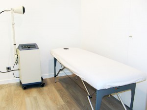 sala fisioterapia Global WellBeing